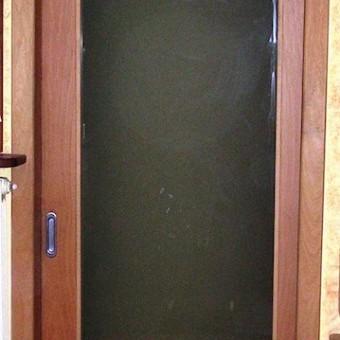 porta interna in faggio