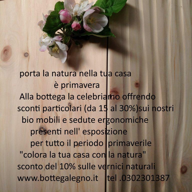 primavera alla Bottega