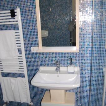 mobiletti bagno in acero